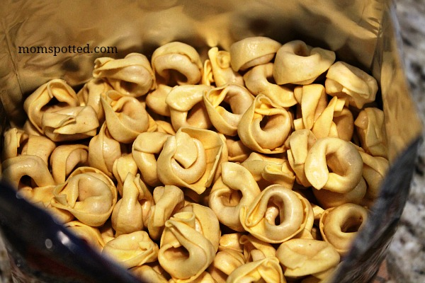Celebrate World Pasta Day With Barilla! Three Cheese Tortellini with ...