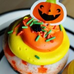 How to make {Candy Corn Cupcakes}