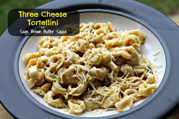 cheese tortellini sauce recipes