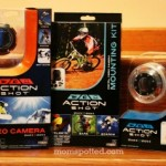 Action Shot POV Camera {Review & Giveaway}