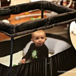 BABYBJORN Travel Crib Light 2 {Review}