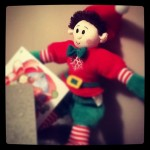 {Wordful Wednesday} A Little Christmas {Elf} Magic