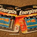 Don't forget the batteries! Energizer Review & Giveaway!
