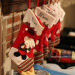 Matching Personalized Winter Wonderland Stockings from Personal Creations! Review!