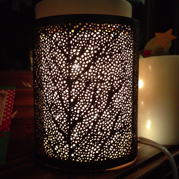 Scentsy Silhouette Collection - Linden