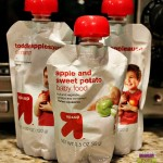 Target Up & Up Baby & Toddler Food Pouches #Spon