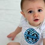 Ten Months Old {Sawyer James}
