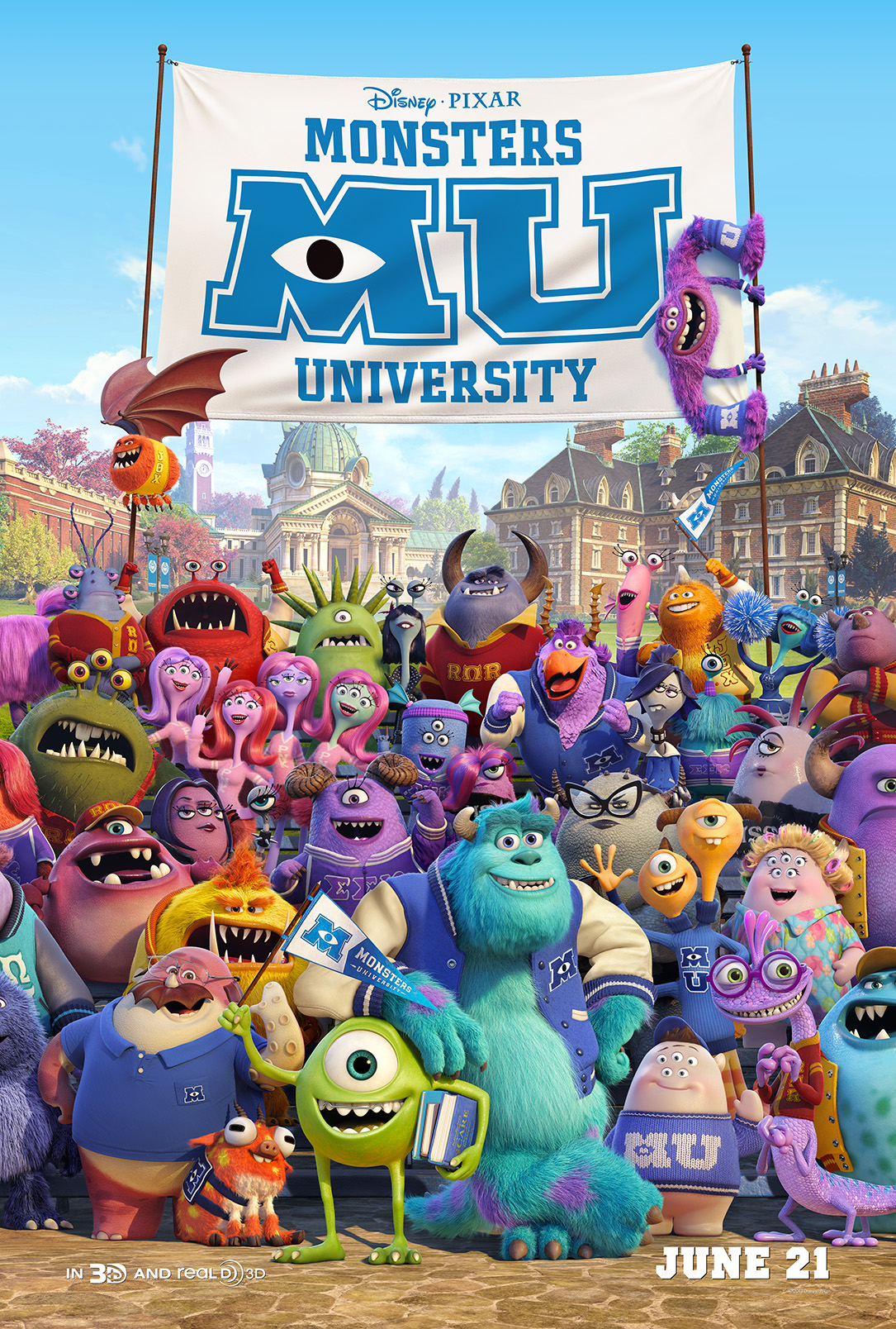 Disney's Monster University!.