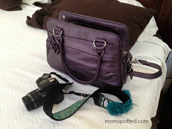 JoTotes Rose Sugarplum Photography Bag