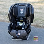 We're Rear Facing Longer with the Advocate 70-G3 from Britax {Review}