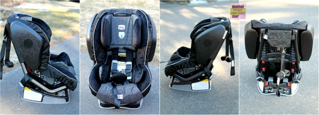 Britax Advocate 70-G3 #momspotted 2