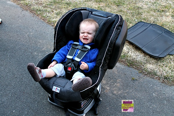 Britax Advocate 70-G3 #momspotted 3
