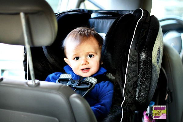Britax Advocate 70-G3 #momspotted 5