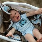 Eleven Months Old {Sawyer James}