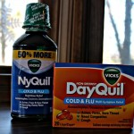 Vicks DayQuil & NyQuil to the Rescue! #spon