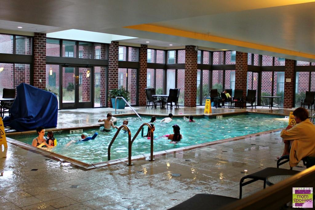 Hilton Mystic Hotel Pool