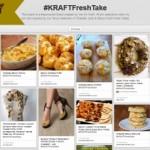 Win a $100 Gift Card with #KRAFTFreshTake