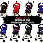 Official MLB Umbrella Strollers Available from Kolcraft {Review & Giveaway}