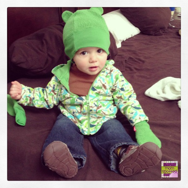 Sawyer Rocked Zutano Clothing His 1st Birthday!  Review   Giveaway ... 5b521e668fa