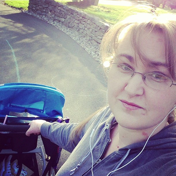 me jogging stroller run trails