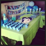 Sawyer's 1st Birthday Party {Mickey Mouse Themed} #PartyCity