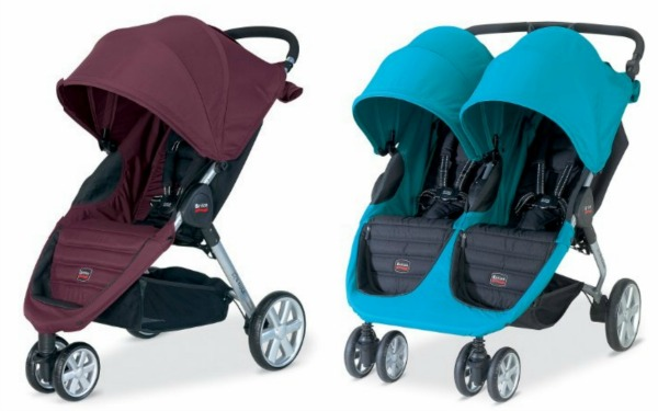 New Fashions For The Britax B AGILE Stroller Double