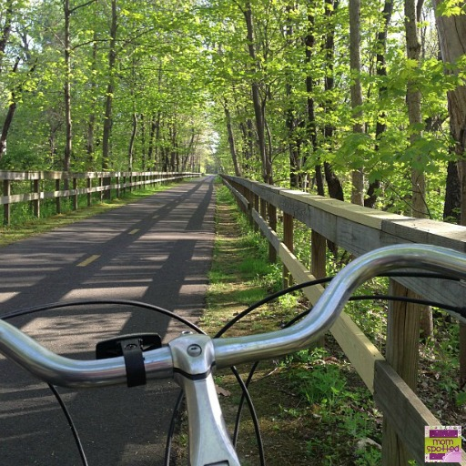 The Manhan Bike Trail Massachusetts