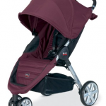 New Fashions for the Britax B-AGILE Stroller & B-AGILE Double Stoller!