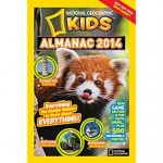 National Geographic Kids 2014 Almanac {Review & Giveaway 2 Winners!) Plus, Kindle Giveaway!