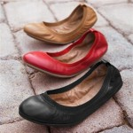 Angie Ballet Flats from Brian James Footwear {Review & #Giveaway}