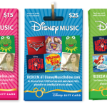 Disney Music Gift Card (Review)