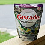 Get your Dishes Clean with Cascade Platinum Pacs #MyPlatinum #Sponsored