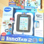VTech InnoTab 2S Wi-Fi Learning App Tablet {Review & Giveaway}