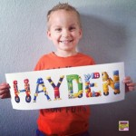 Name Art's Personalized Gifts {Review & #Giveaway}