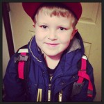 {Wordless Wednesday} Happy 7th Birthday Gavin!