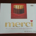 Merci Assortment of European Chocolates