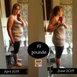 My #weightloss Journey! {26 pounds & a Haircut Later}