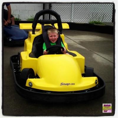 Gavin Go-Karts Lake George
