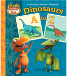 "Dinosaur Train's ""Dinosaurs A-Z""  (Review & Giveaway)"