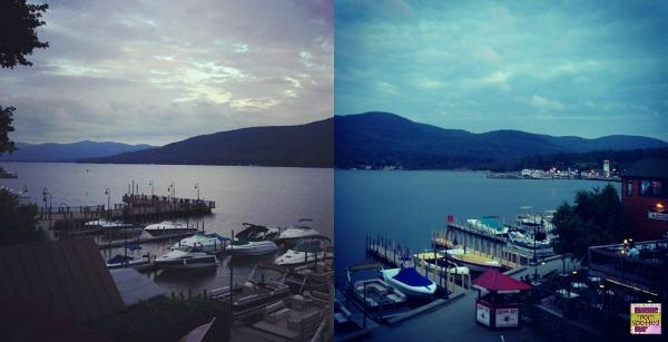 Lake George view Instagram Photo