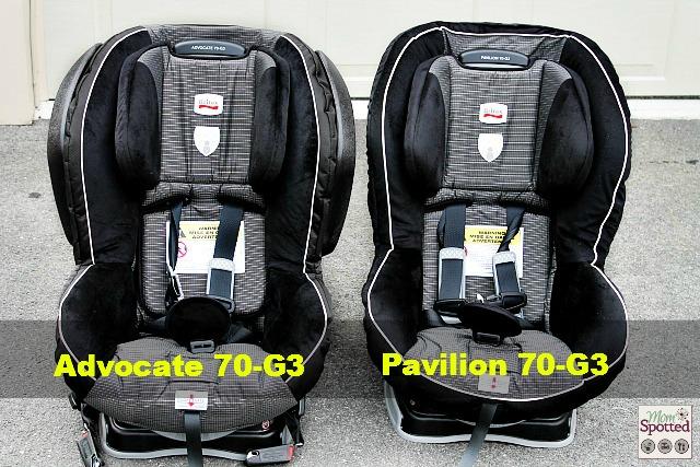 #Britax Pavilion 70-G3 & Advocate 70-G3 Car Seat
