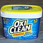 OxiClean Versatile Stain Remover for all your Laundry Needs! #MC #Sponsored