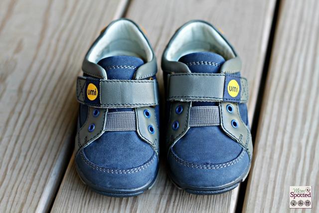 UMI Shoes Raymon Toddler Boys Shoes