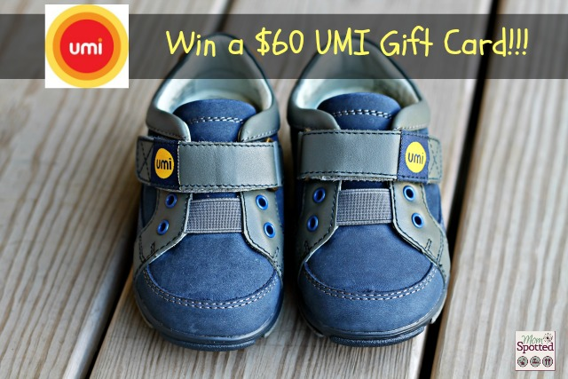 UMI Shoes Gift Card Giveaway