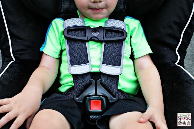 #Britax Pavilion 70-G3 Car Seat Proper straps