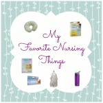 Megan's Favorite Breastfeeding Products