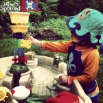 Today we've got to make time to play! #cherishchildhood