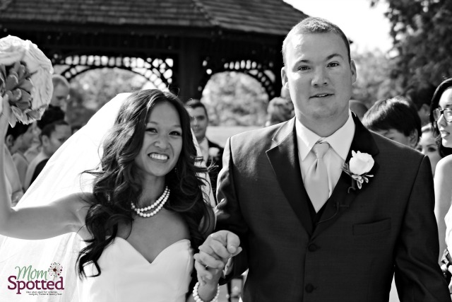 wedding black & white photography
