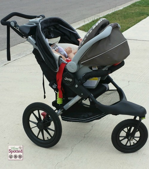 Jeep 174 Adventure Jogger Stroller Review And Giveaway