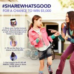 Share Your Moment and #WIN $5,000! Plus, High Value Welch''s #Coupon!